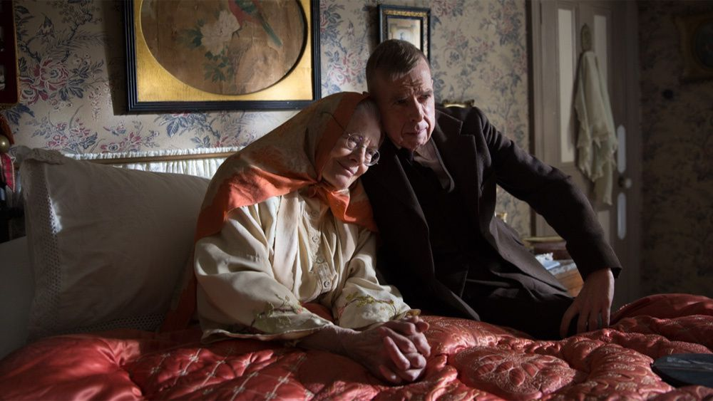 Mrs Lowry & Son (BANDE-ANNONCE) avec Vanessa Redgrave, Timothy Spall, Stephen Lord