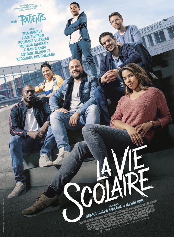 LA VIE SCOLAIRE (BANDE-ANNONCE) de Grand Corps Malade et Mehdi Idir - Le 28 août 2019 au cinéma