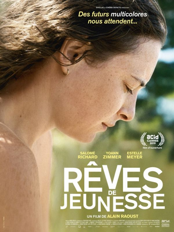 Rêves de jeunesse (BANDE-ANNONCE) avec Salomé Richard, Yoann Zimmer, Estelle Meyer - Le 31 juillet 2019 au cinéma