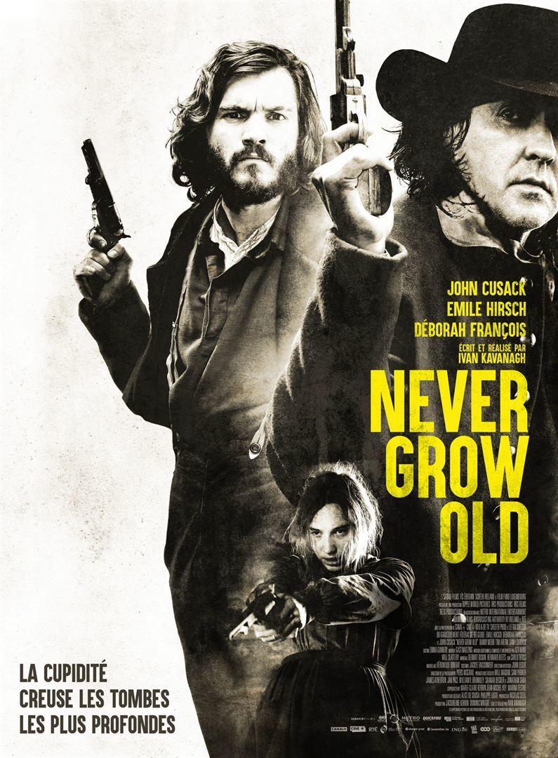 Never Grow Old (BANDE-ANNONCE) avec John Cusack, Emile Hirsch, Déborah François - Le 7 août 2019 au cinéma