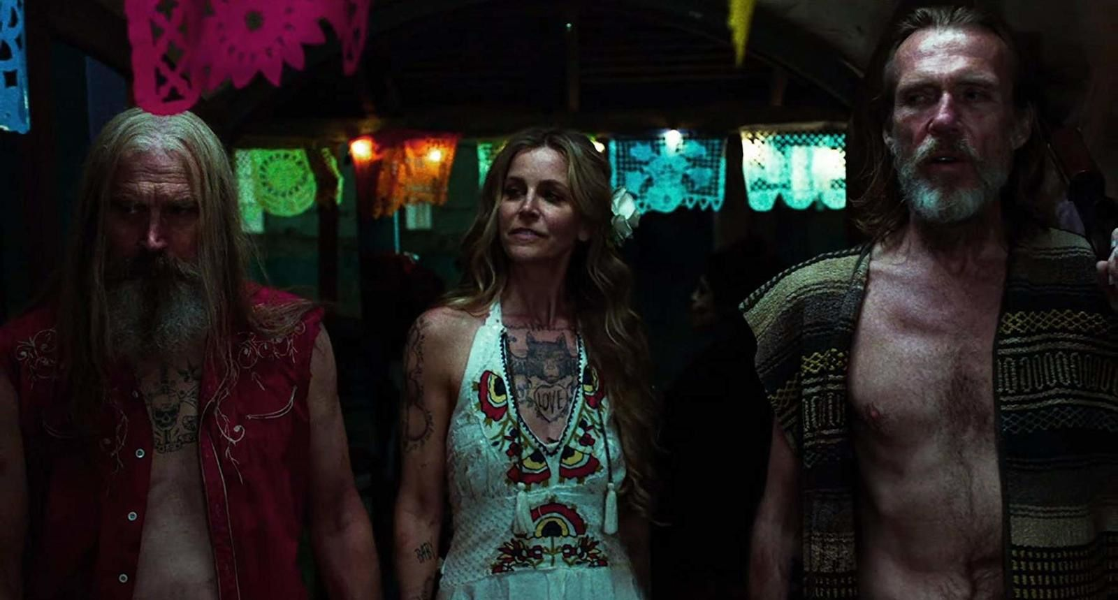 3 From Hell (BANDE-ANNONCE) de Rob Zombie avec Sheri Moon Zombie, Sid Haig, Danny Trejo