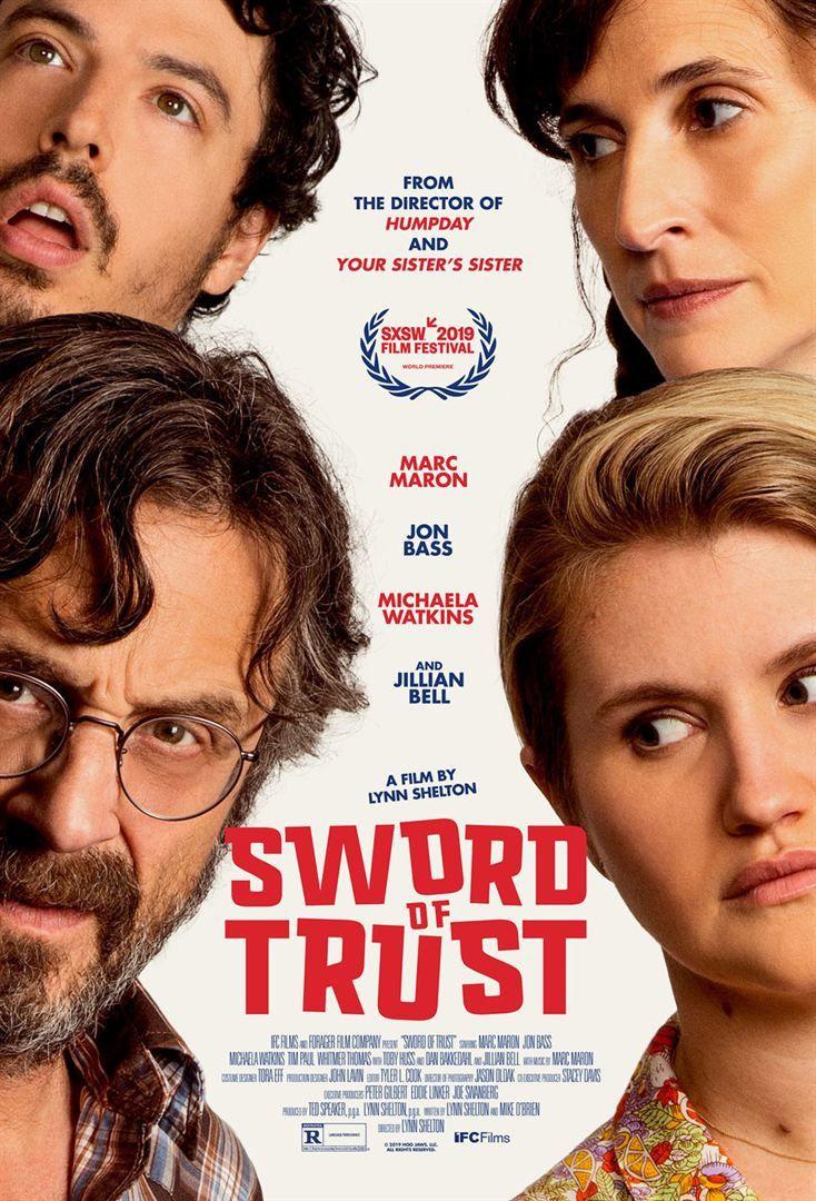 Sword of Trust (BANDE-ANNONCE) avec Marc Maron, Jon Bass, Michaela Watkins