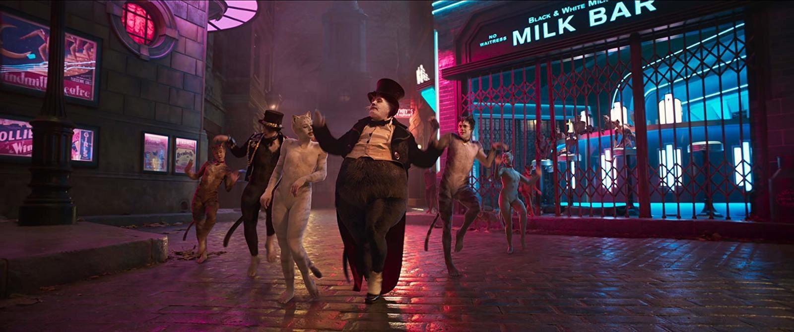 Cats (BANDE-ANNONCE) avec Idris Elba, Ian McKellen, Jennifer Hudson, Taylor Swift - Le 25 décembre 2019 au cinéma