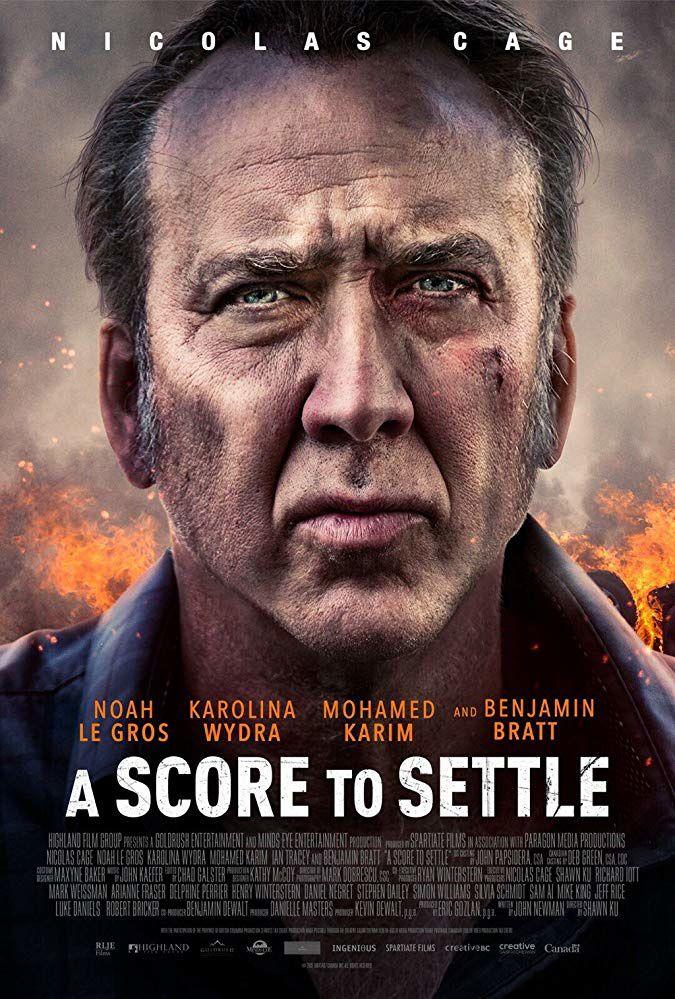 A Score to Settle (BANDE-ANNONCE) avec Nicolas Cage, Benjamin Bratt, Noah Le Gros