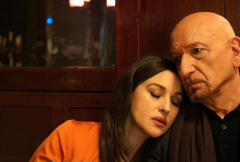 Spider in the Web (BANDE-ANNONCE) avec Monica Bellucci, Ben Kingsley