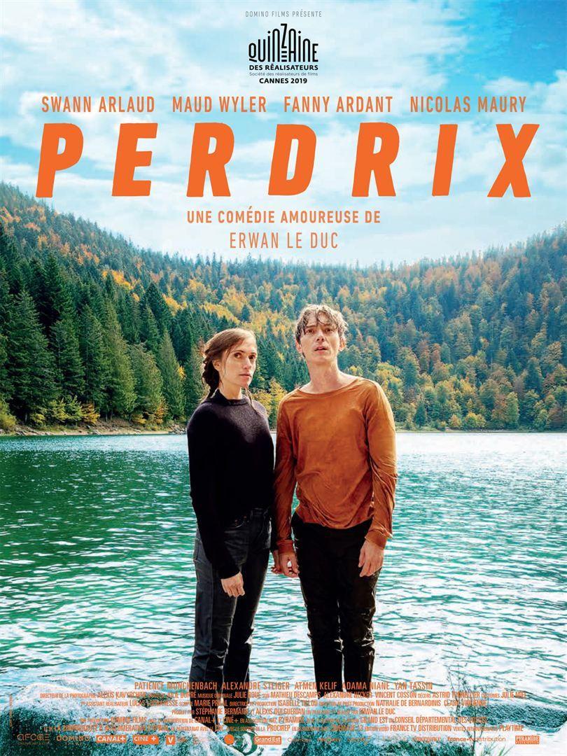 Perdrix (BANDE-ANNONCE) avec Swann Arlaud, Maud Wyler, Fanny Ardant - Le 14 août 2019 au cinéma