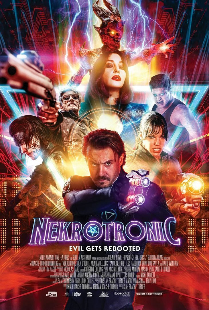 Nekrotronic (BANDE-ANNONCE) avec Monica Bellucci, Dave Beamish, Charmaine Bingwa