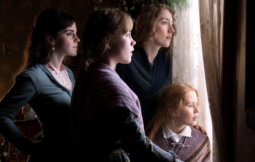 Les filles du Docteur March (BANDE-ANNONCE) avec Saoirse Ronan, Emma Watson, Florence Pugh - Le 1er janvier 2020 au cinéma
