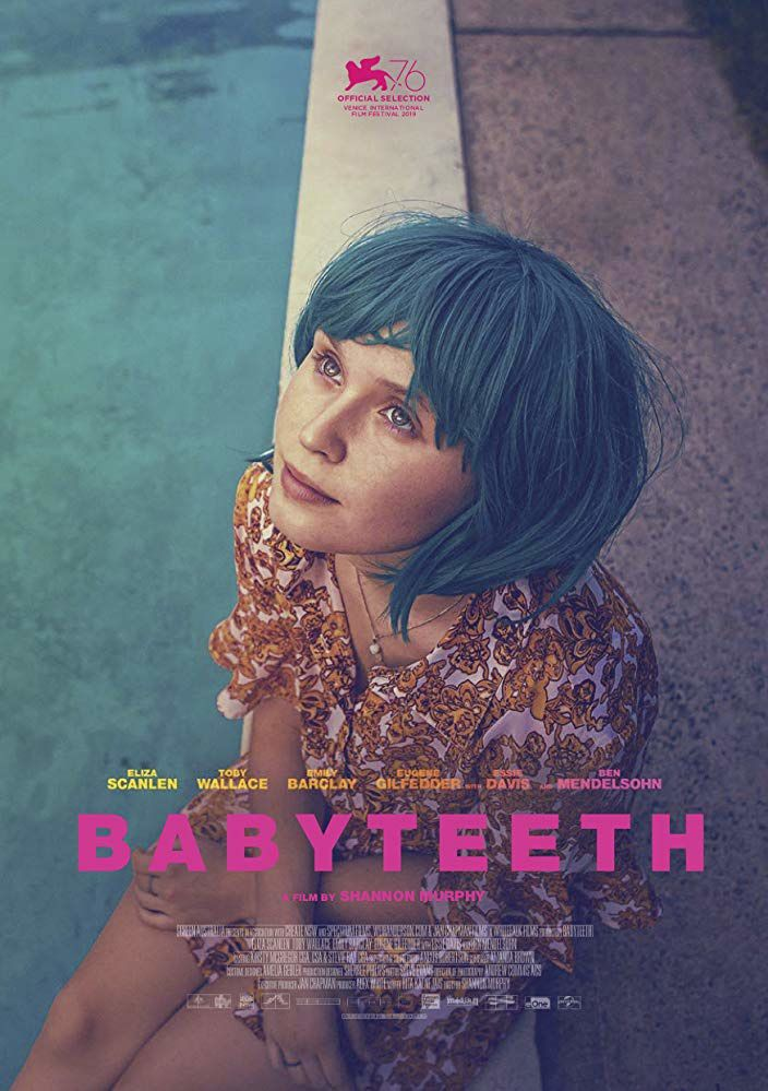 Babyteeth (BANDE-ANNONCE) avec Ben Mendelsohn, Eliza Scanlen, Essie Davis