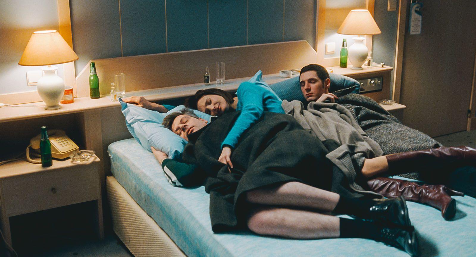 CHAMBRE 212 (BANDE-ANNONCE) de Christophe Honoré - Le 9 octobre 2019 au cinéma