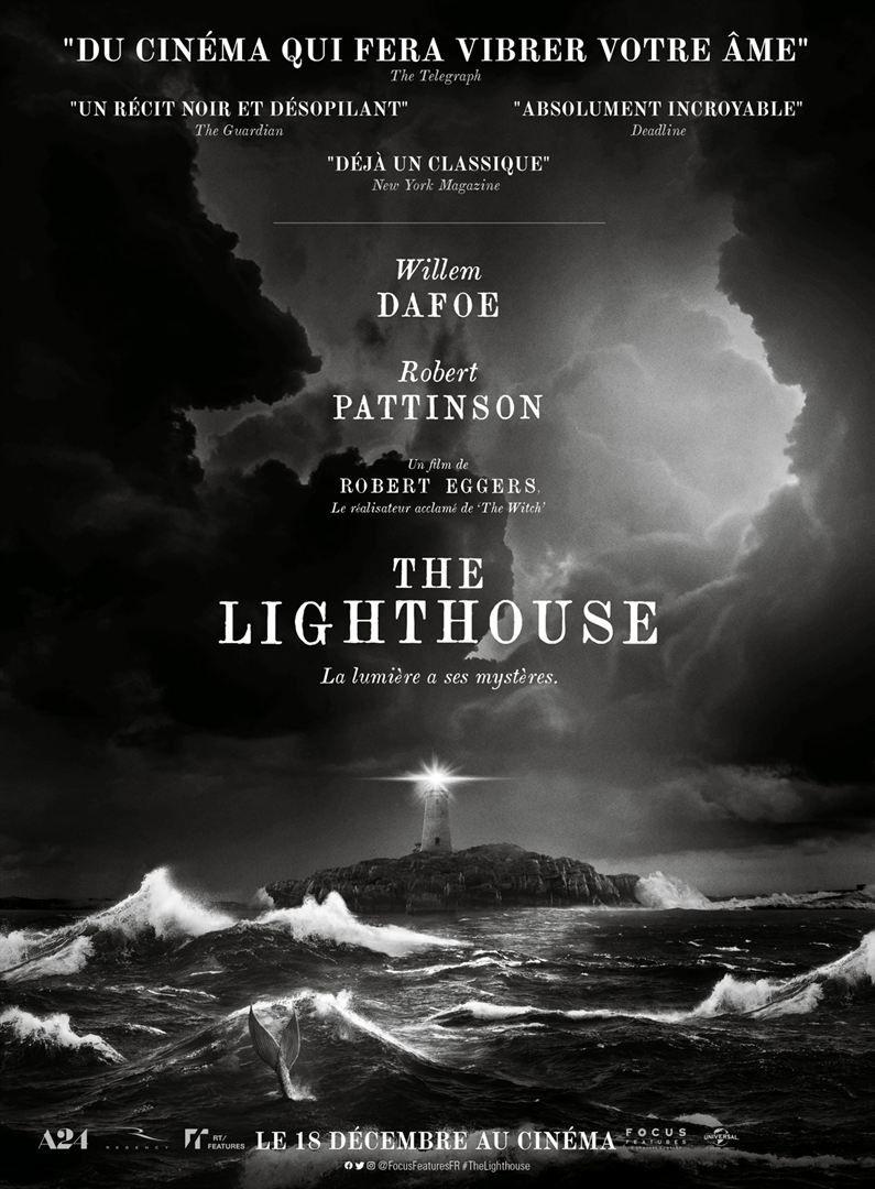 The lighthouse (BANDE-ANNONCE) avec Willem Dafoe, Robert Pattinson - Le 18 décembre 2019 au cinéma