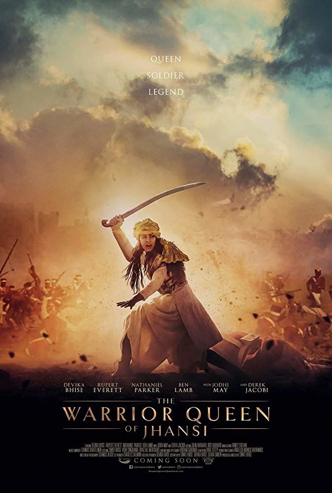 The Warrior Queen of Jhansi (BANDE-ANNONCE) avec Jodhi May, Rupert Everett, Derek Jacobi