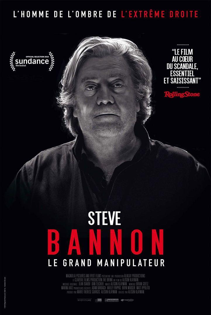 Steve Bannon - Le grand manipulateur (BANDE-ANNONCE) Documentaire de Alison Klayman avec Stephen K. Bannon - Le 25 septembre 2019 au cinéma