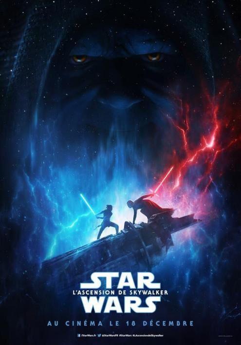 Star Wars : L'ascension de Skywalker (BANDE-ANNONCE) de J.J. Abrams avec Mark Hamill- Le 18 décembre 2019 au cinéma