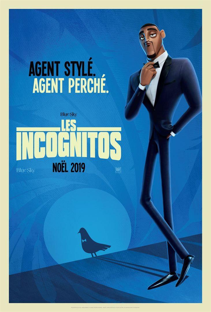 Les Incognitos (BANDE-ANNONCE 1 et 2) avec les voix de Will Smith, Tom Holland - Le 25 décembre 2019 au cinéma