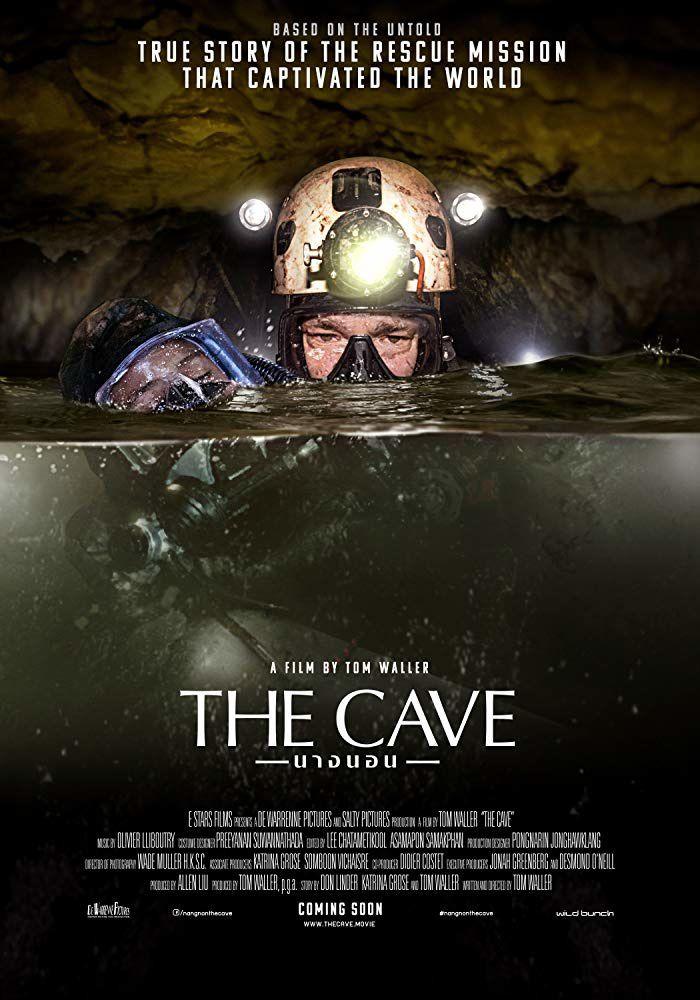 The cave (BANDE-ANNONCE) de Tom Waller avec Ron Smoorenburg, Kelly B. Jones, Lawrence de Stefano