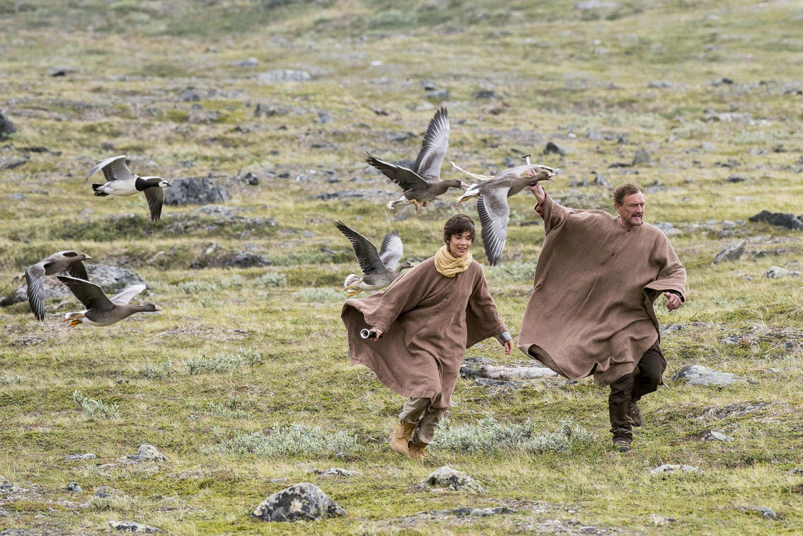 Donne-moi des ailes (BANDE-ANNONCE) de Nicolas Vanier - Le 9 octobre 2019 au cinéma