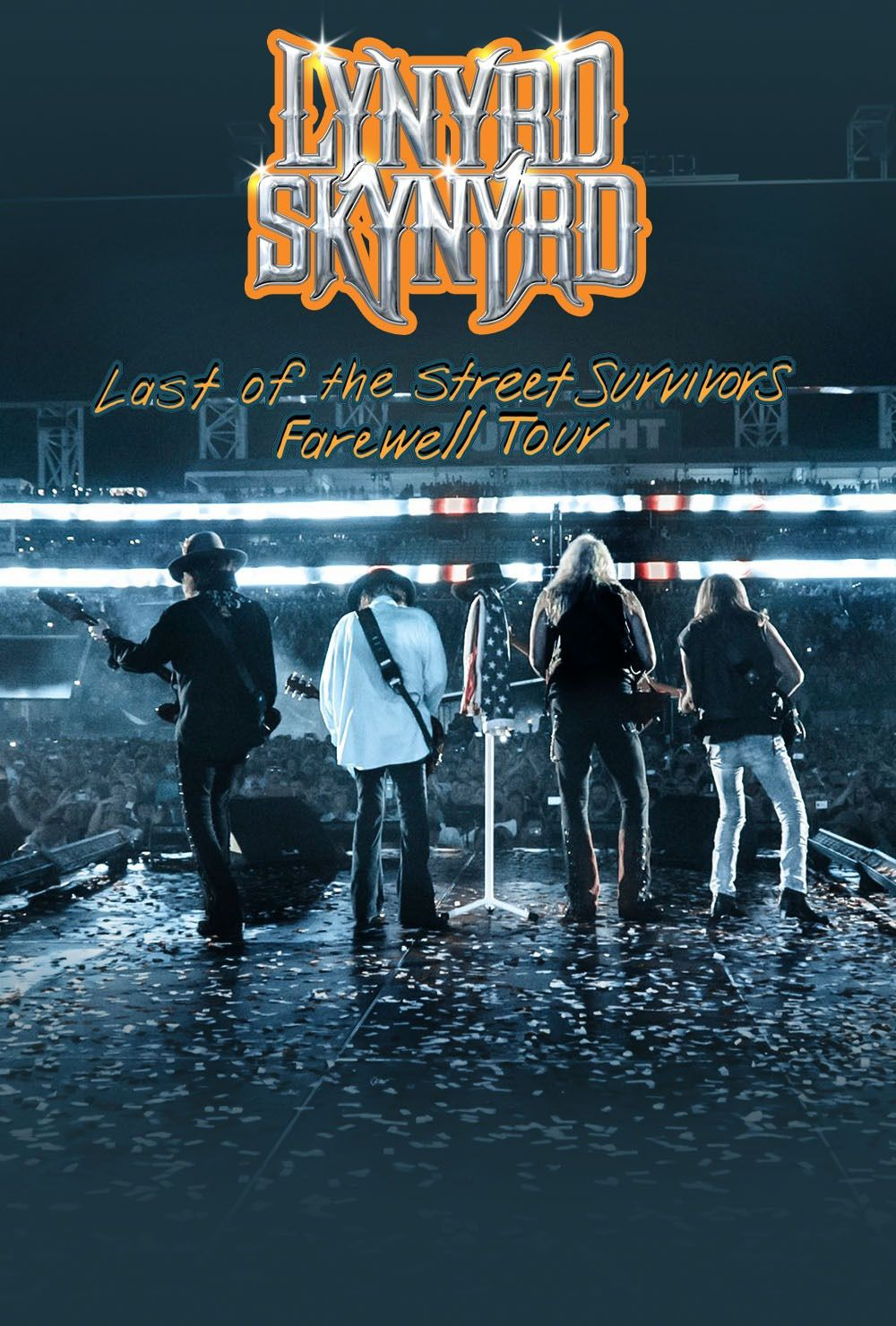 Lynryd Skynyrd : Last of The Street Survivors Farewell Tour (BANDE-ANNONCE)