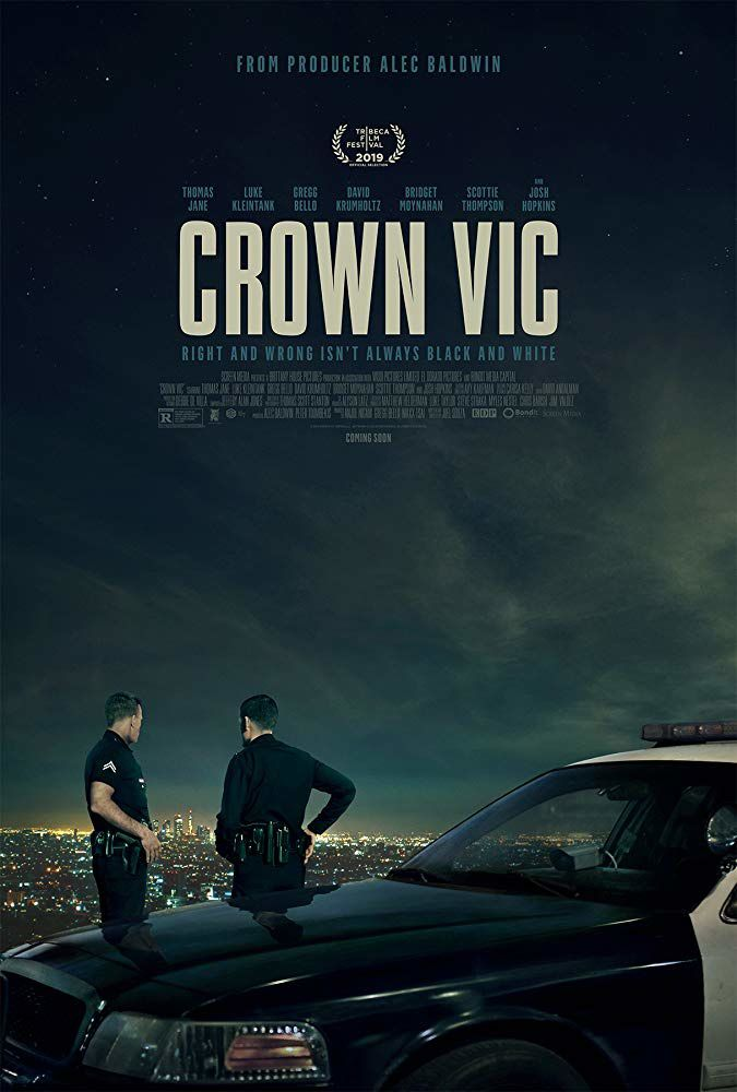 Crown Vic (BANDE-ANNONCE) avec David Krumholtz, Bridget Moynahan, Thomas Jane