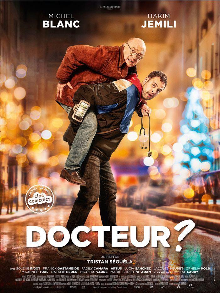 DOCTEUR ? (BANDE-ANNONCE) avec Michel Blanc et Hakim Jemili - Le 11 décembre 2019 au cinéma