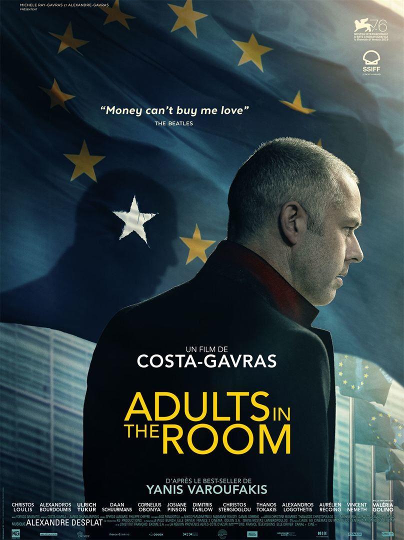 ADULTS IN THE ROOM (2 EXTRAITS) de Costa-Gavras - Le 6 novembre 2019 au cinéma