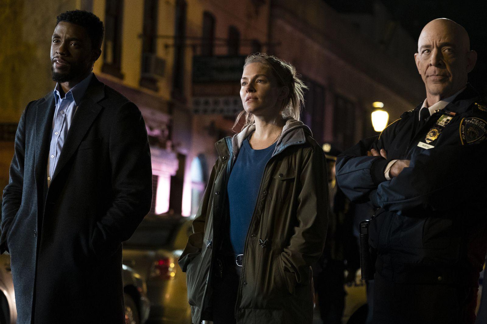Manhattan Lockdown (BANDE-ANNONCE) avec Sienna Miller, Chadwick Boseman, J.K. Simmons - Le 1er janvier 2020 au cinéma