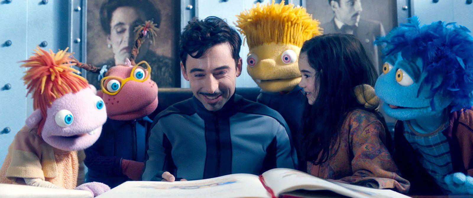 Les Lunnis et leurs aventures magiques (BANDE-ANNONCE) de Juan Pablo Buscarini - Actuellement en VOD