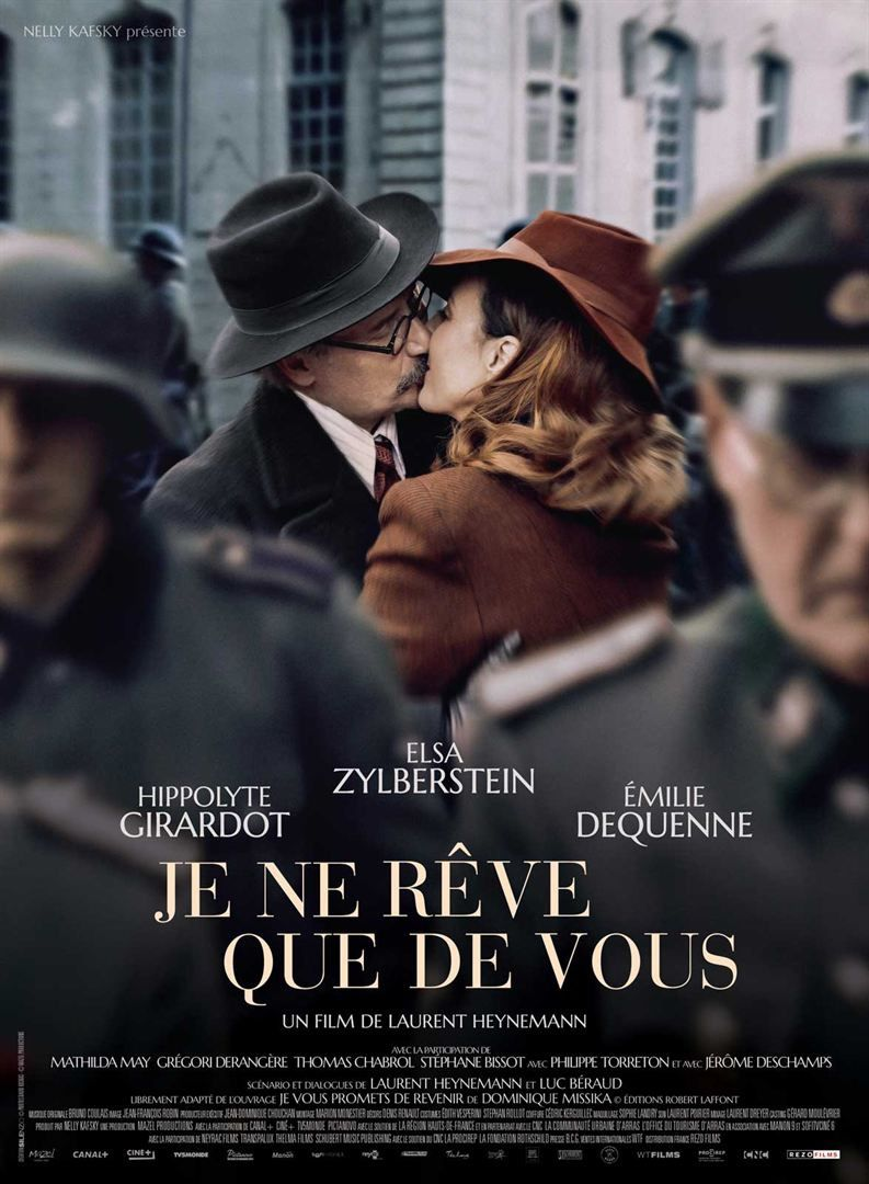 Je ne rêve que de vous (BANDE-ANNONCE) avec Elsa Zylberstein, Hippolyte Girardot, Emilie Dequenne - Le 15 janvier 2020 au cinéma