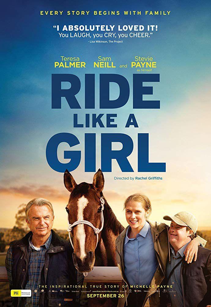 Ride Like a Girl (BANDE-ANNONCE) avec Teresa Palmer, Sam Neill, Brooke Satchwell
