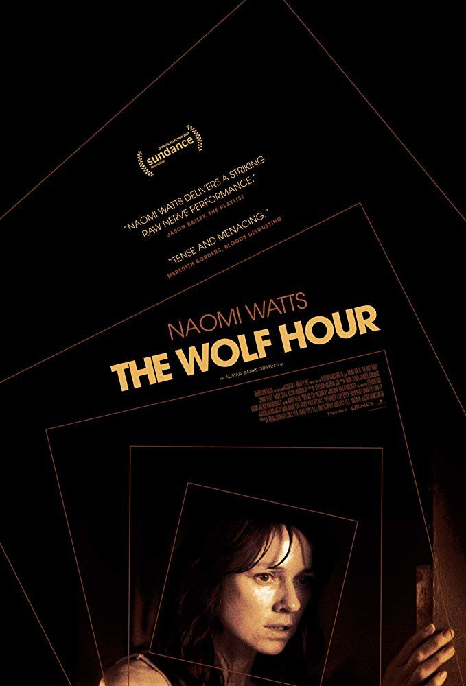 The Wolf Hour (BANDE-ANNONCE) avec Naomi Watts, Brennan Brown, Jennifer Ehle