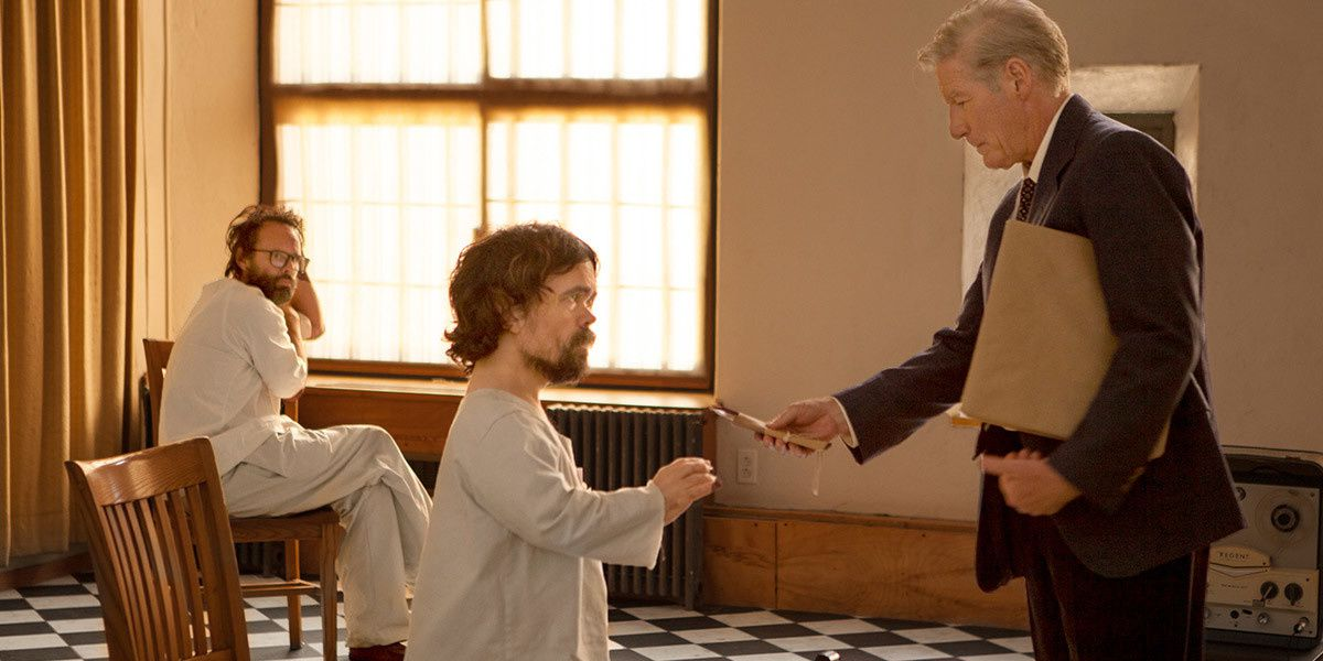 Three Christs (BANDE-ANNONCE) avec Richard Gere, Peter Dinklage, Walton Goggins