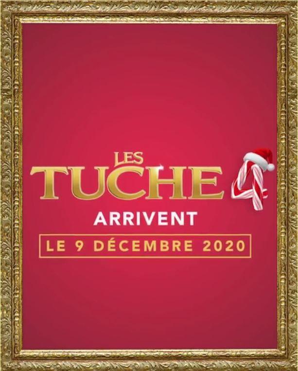 LES TUCHE 4 (Vidéo : Le décompte) avec Jean-Paul Rouve, Isabelle Nanty - Le 9 décembre 2020 au cinéma