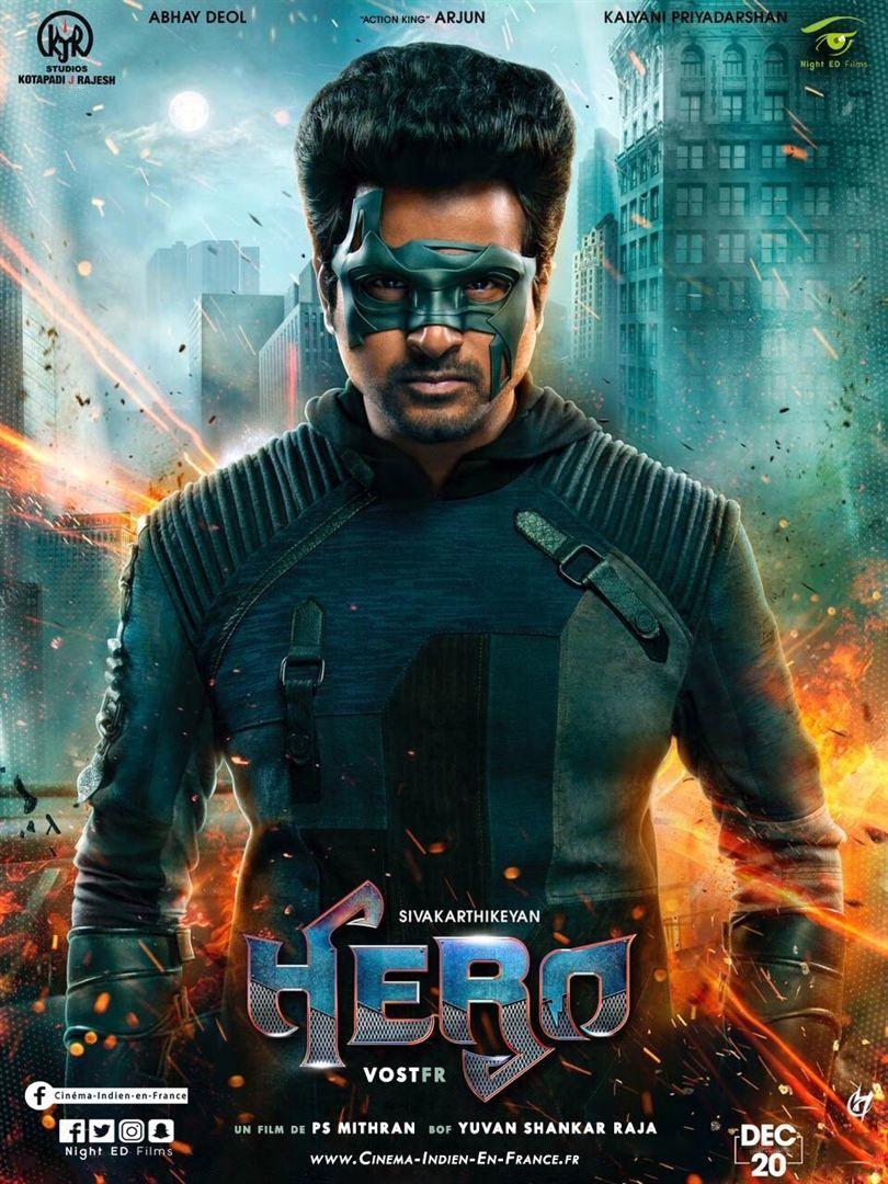 Hero (BANDE-ANNONCE) de P.S. Mithran - Le 18 décembre 2019 au cinéma