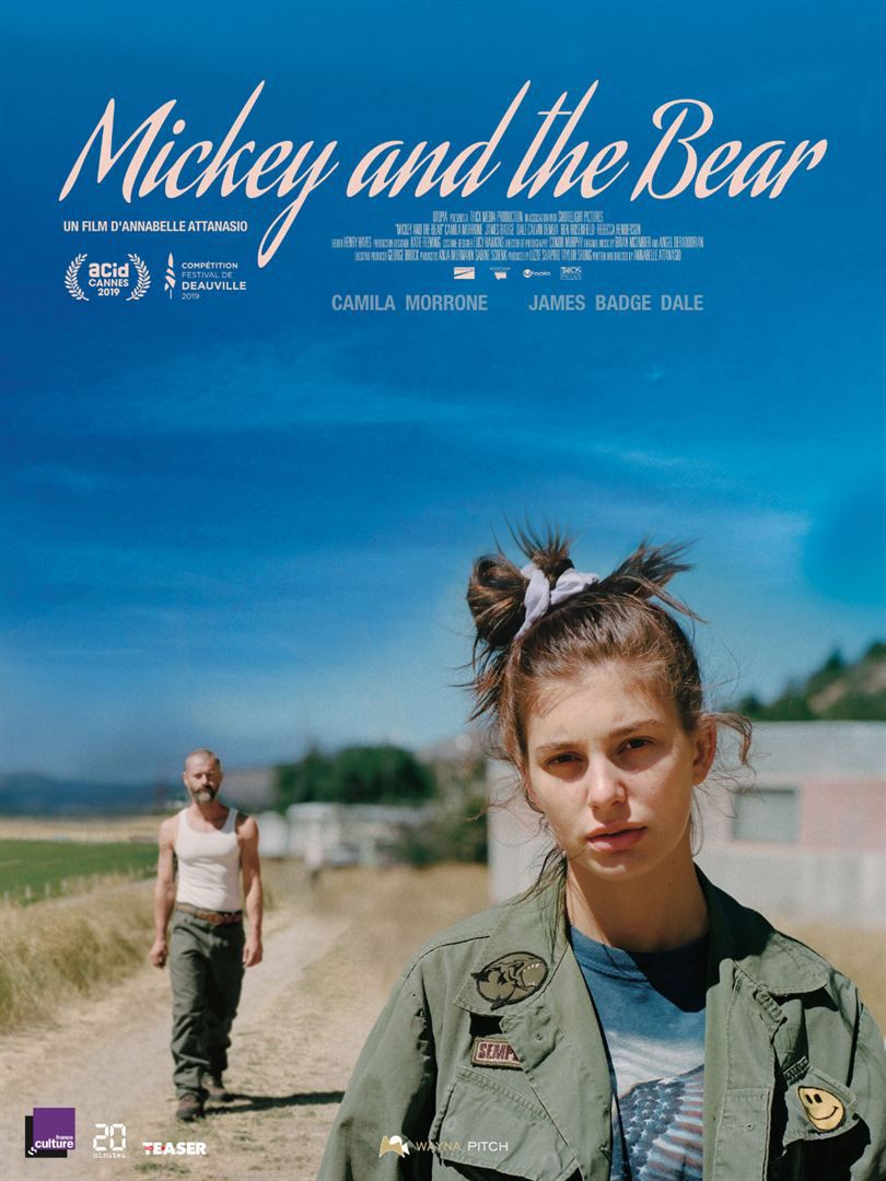 Mickey and the bear (BANDE-ANNONCE) avec Camila Morrone, James Badge Dale, Calvin Demba - Le 12 février 2020 au cinéma