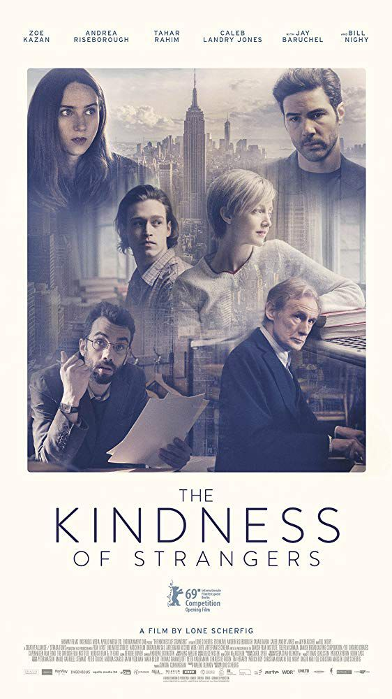 The Kindness of Strangers (BANDE-ANNONCE) avec Zoe Kazan, Tahar Rahim, Bill Nighy