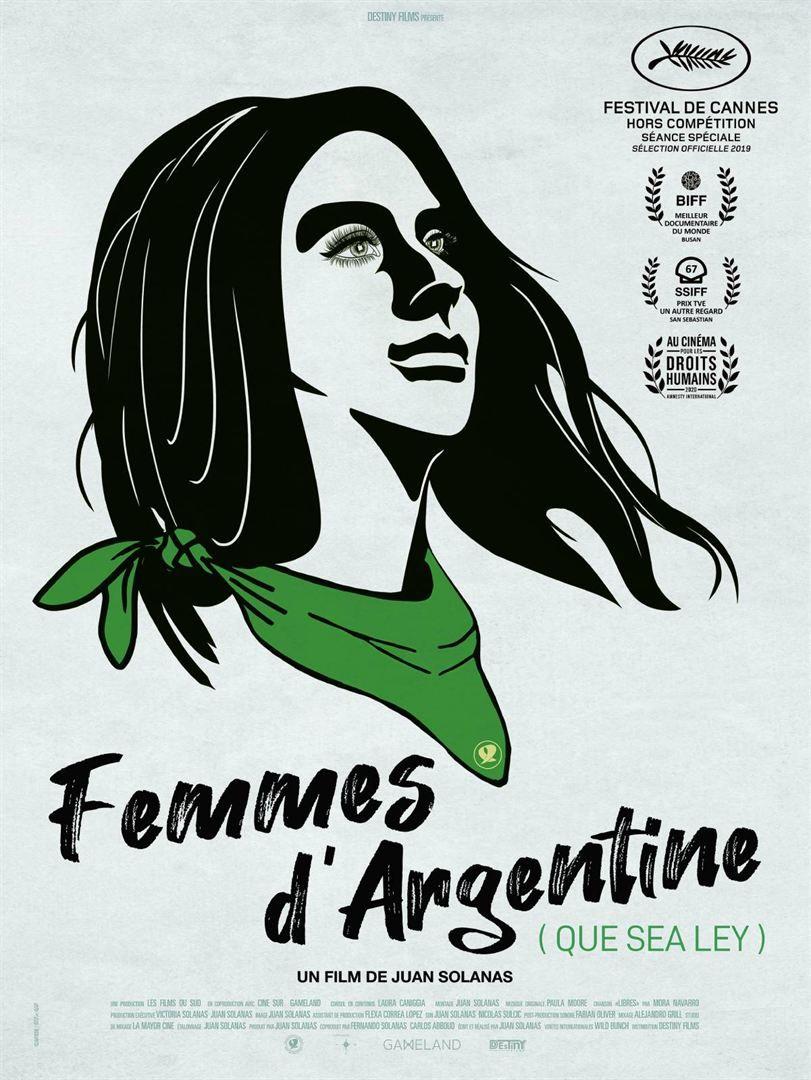 Femmes d'Argentine (Que Sea Ley) (BANDE-ANNONCE) Documentaire de Juan Solanas - Le 11 mars 2020 au cinéma