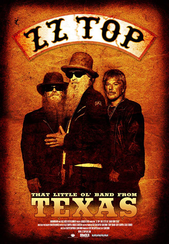 ZZ Top : that Little Ol' Band from Texas (BANDE-ANNONCE) Documentaire de Sam Dunn