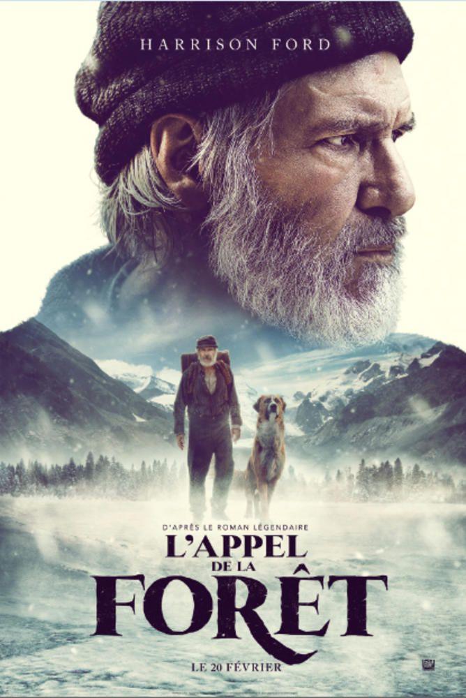 L'appel de la forêt (BANDE-ANNONCE) avec Harrison Ford, Omar Sy - Le 19 février 2020 au cinéma