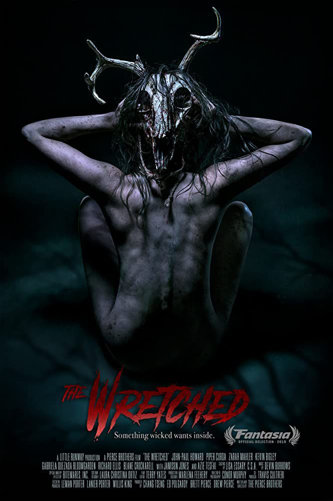 The wretched (BANDE-ANNONCE) avec John-Paul Howard, Piper Curda, Jamison Jones