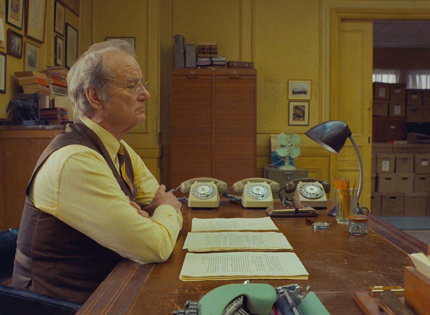 The French Dispatch (BANDE-ANNONCE) de Wes Anderson avec Bill Murray, Tilda Swinton, Timothée Chalamet - Le 14 octobre 2020 au cinéma