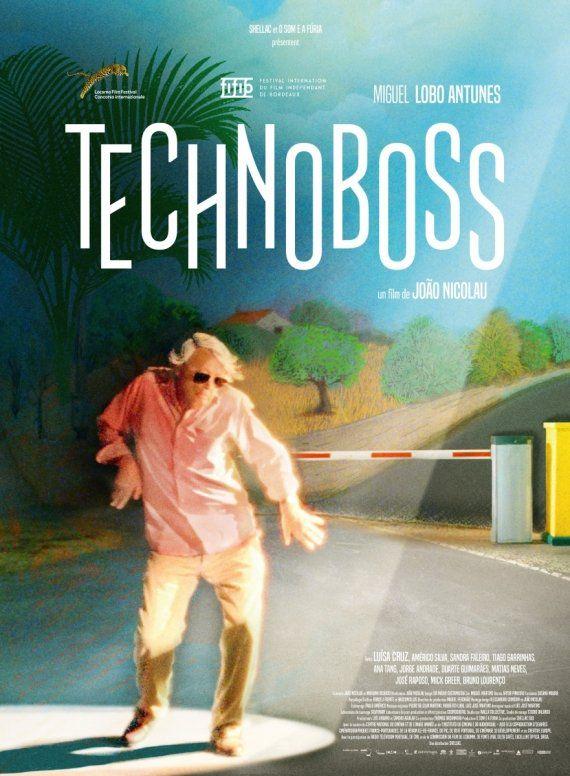 Technoboss (BANDE-ANNONCE + 1 EXTRAIT) de João Nicolau