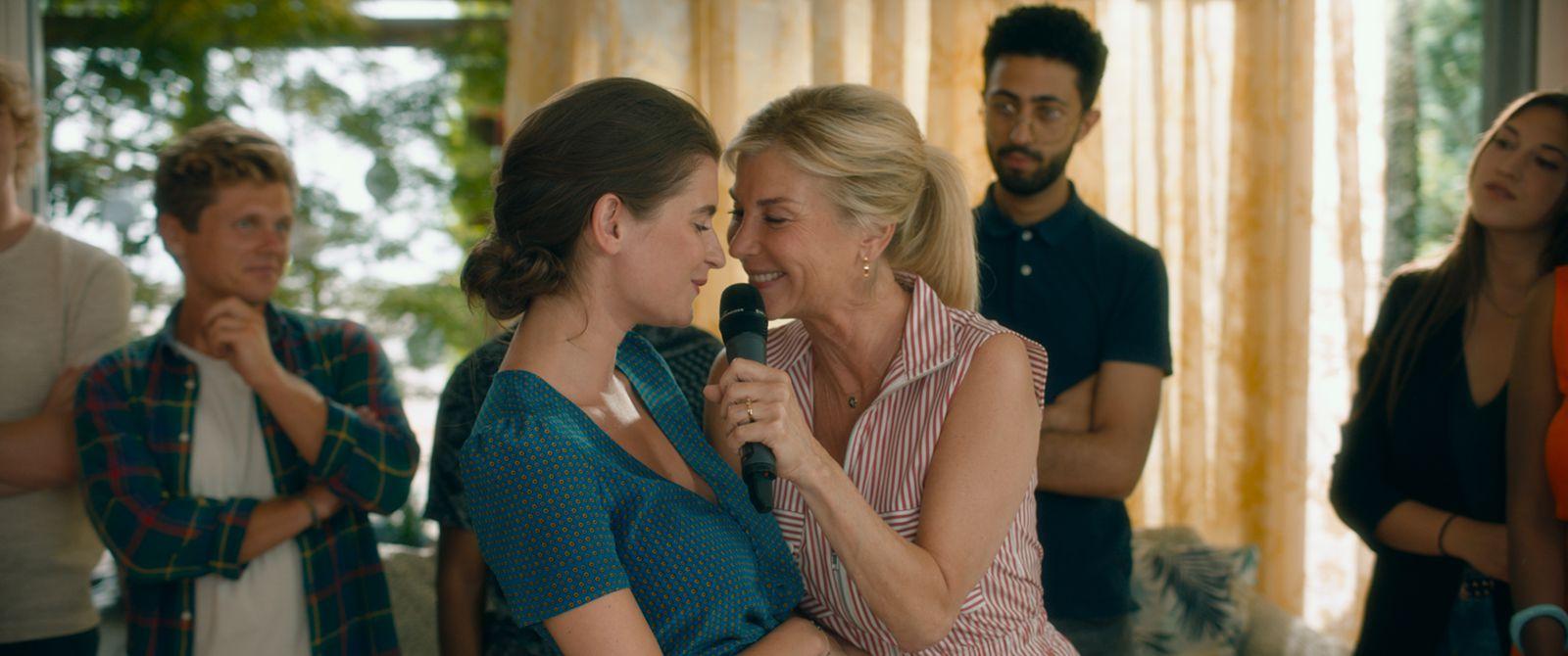 Chacun chez soi avec Michèle Laroque, Stéphane De Groodt, Alice de Lencquesaing - Le 24 mars 2021 au cinéma