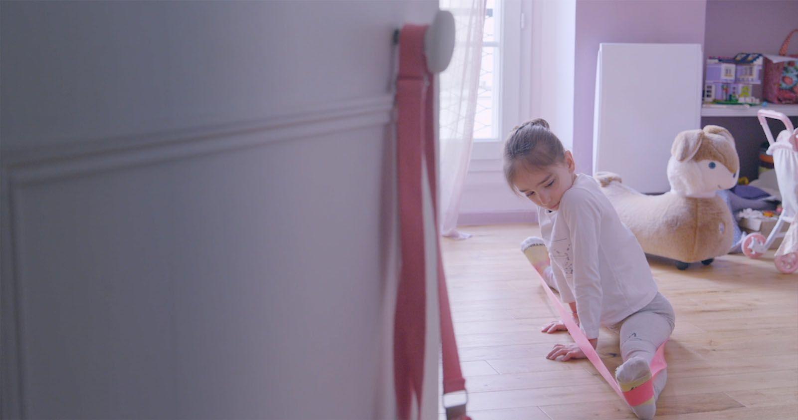Petites danseuses (BANDE-ANNONCE) Documentaire de Anne-Claire Dolivet - Le 25 août 2021 au cinéma