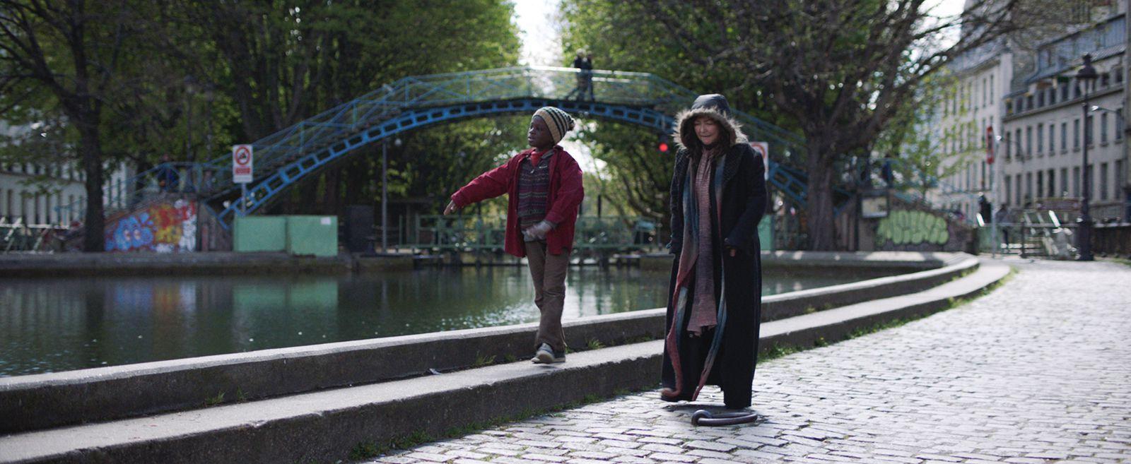 Sous les étoiles de Paris (BANDE-ANNONCE) avec Catherine Frot, Mahamadou Yaffa, Dominique Frot