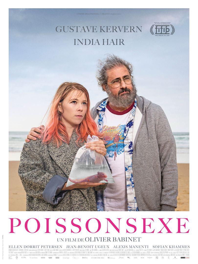 Poissonsexe (BANDE-ANNONCE) avec Gustave Kervern, India Hair, Ellen Dorrit Petersen - Le 2 septembre 2020 au cinéma