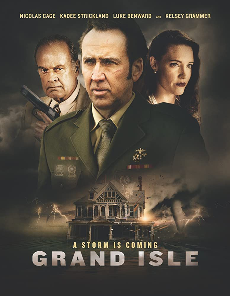 Grand Isle (BANDE-ANNONCE) avec Nicolas Cage, KaDee Strickland, Luke Benward