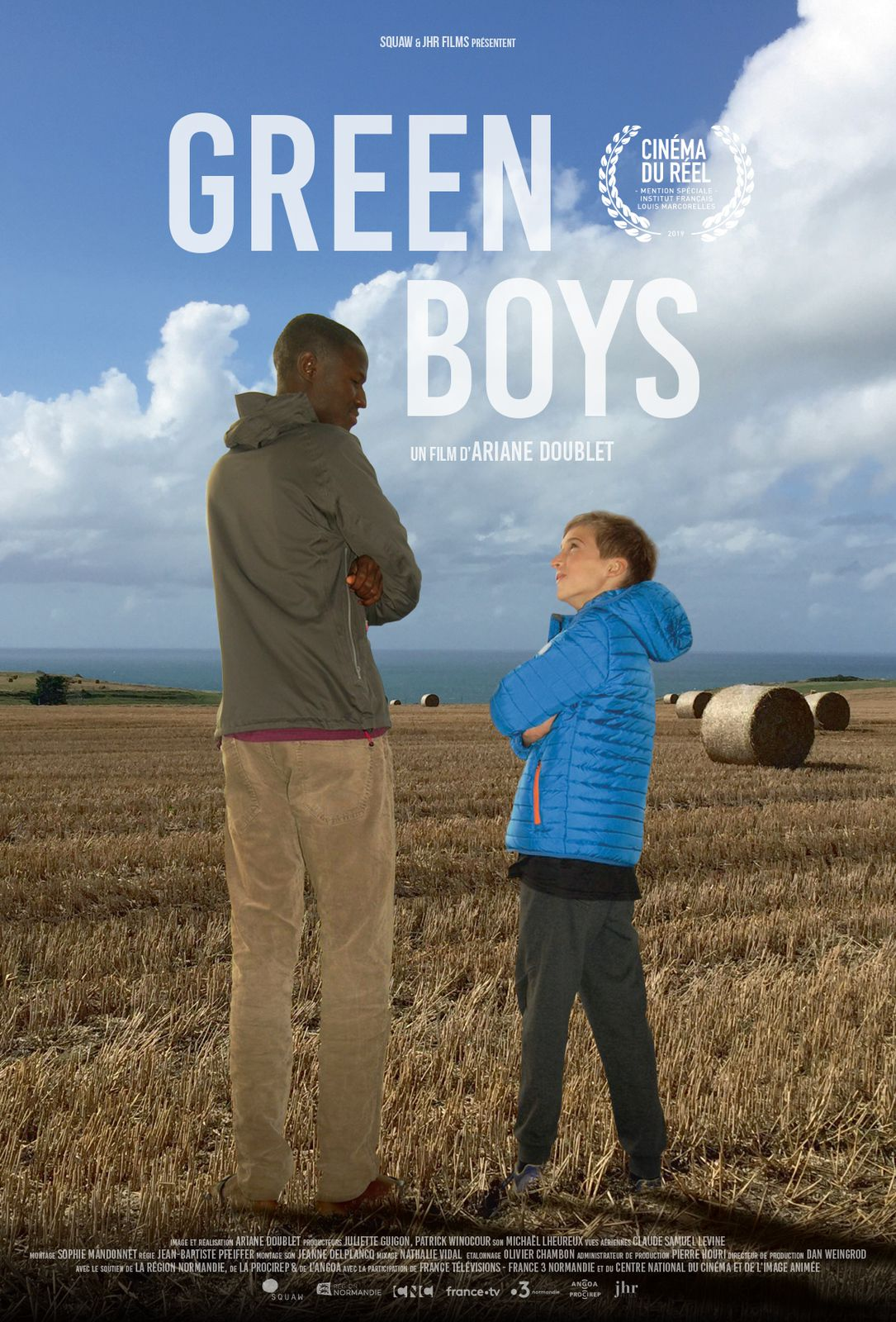 Green Boys (BANDE-ANNONCE) Documentaire de Ariane Doublet