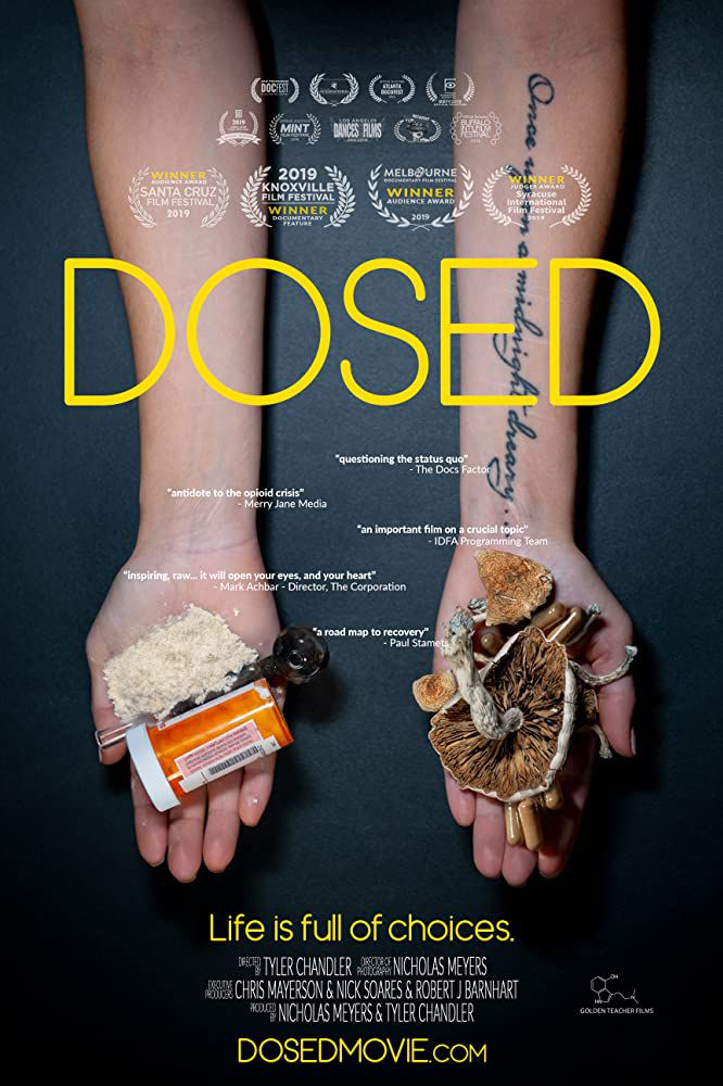 Dosed (BANDE-ANNONCE) Documentaire de Tyler Chandler