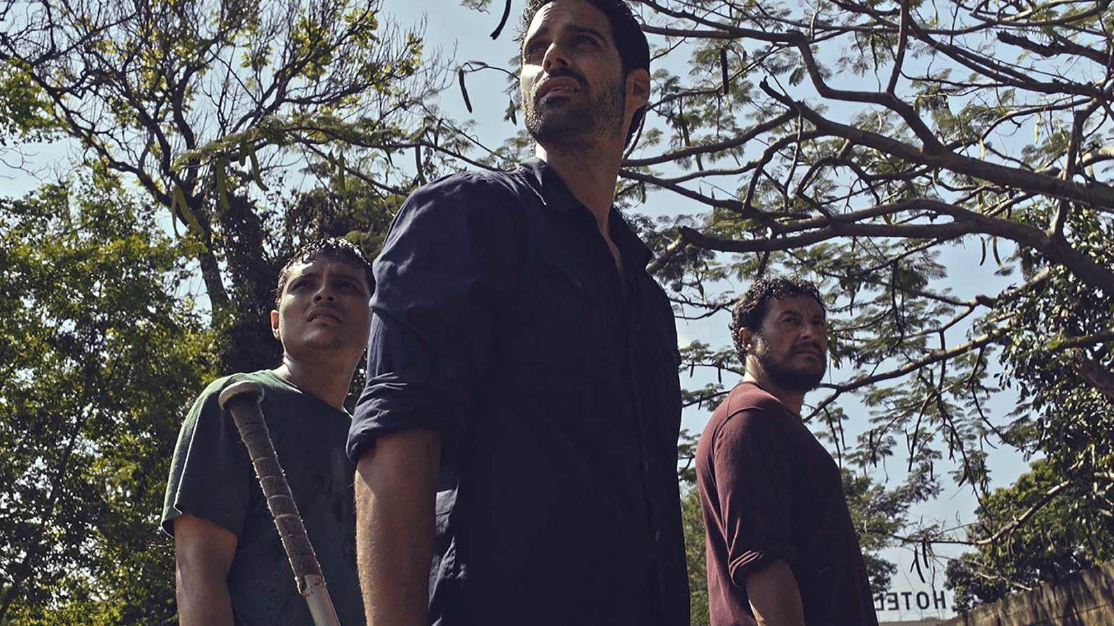 Infection (Infección) (BANDE-ANNONCE) avec Rubén Guevara, Leonidas Urbina, Magdiel González