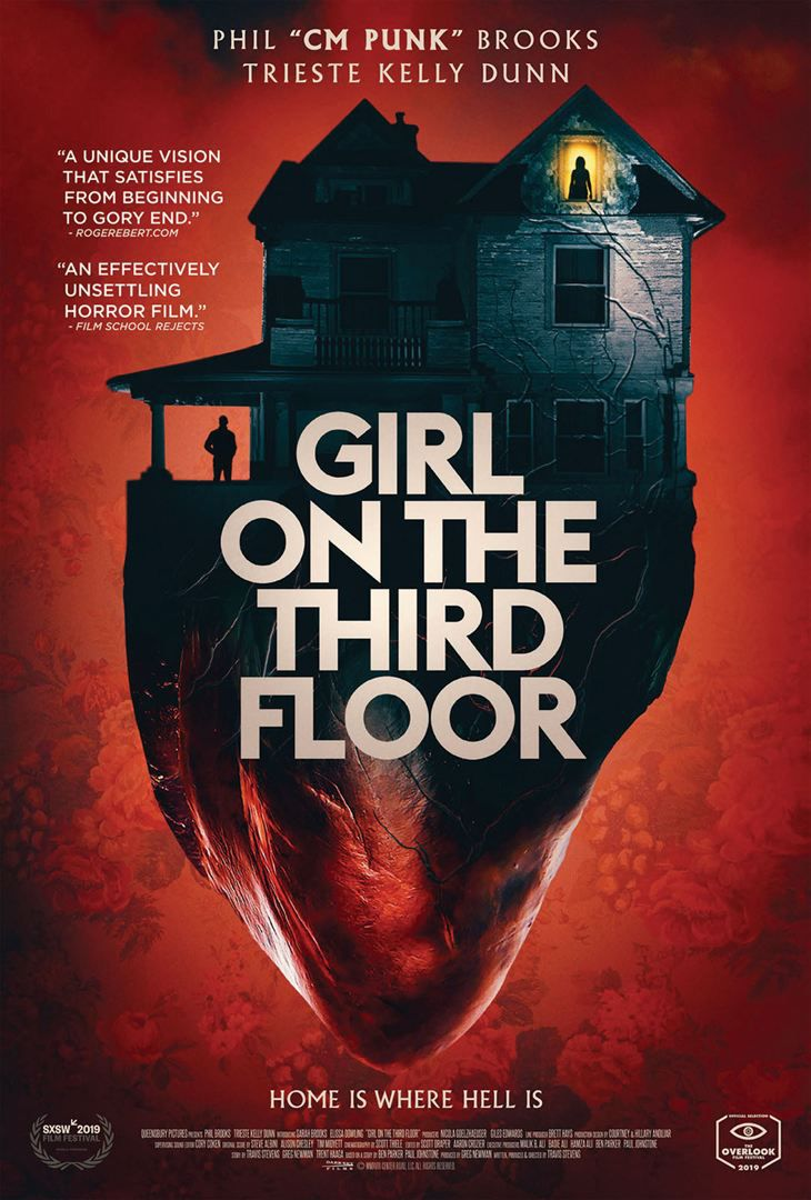 Girl on the third floor (BANDE-ANNONCE) avec C.M. Punk, Trieste Kelly Dunn, Sarah Brooks